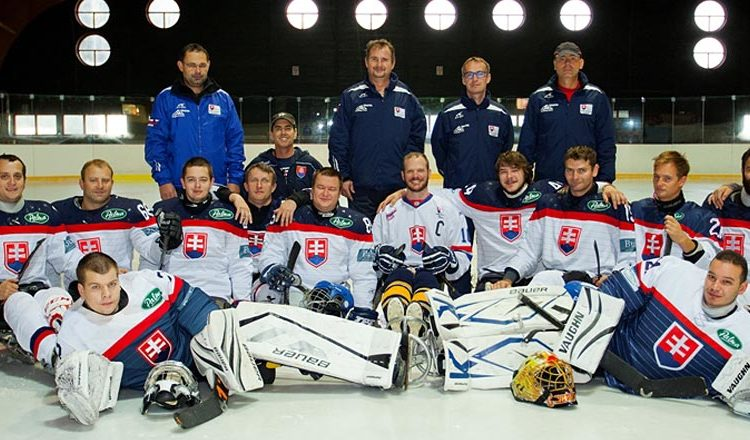 Slovak National Sledge Hockey Team