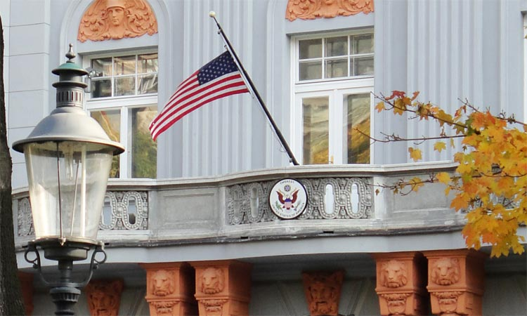 U.S. Embassy in Bratislava, Slovakia