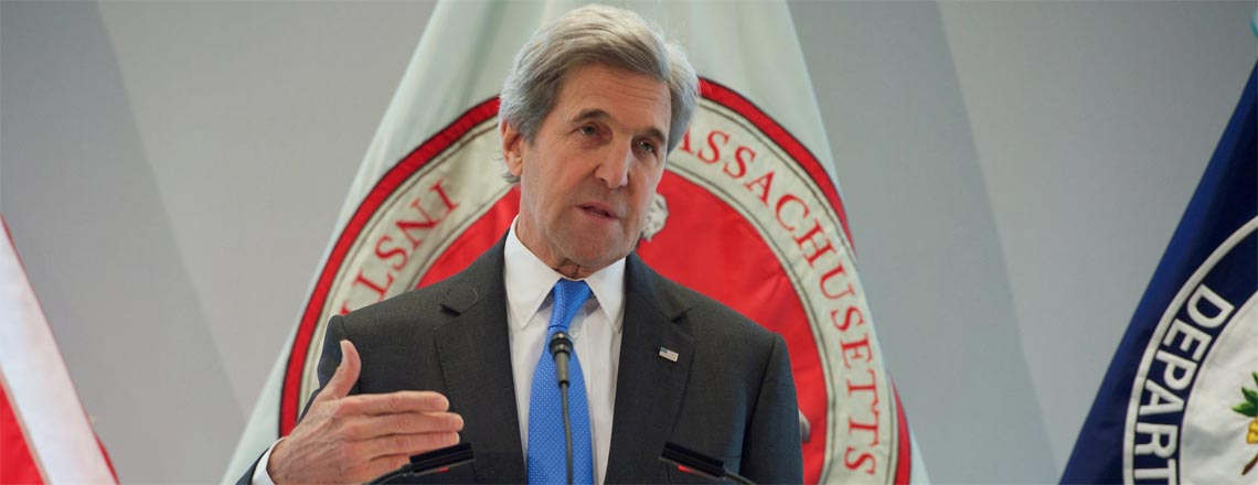 Secretary Kerry Highlights the Role of Innovation in Addressing Climate Change
