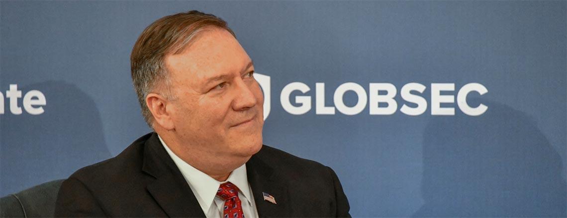 Secretary Pompeo's Remarks at GLOBSEC Event in Bratislava, Slovakia